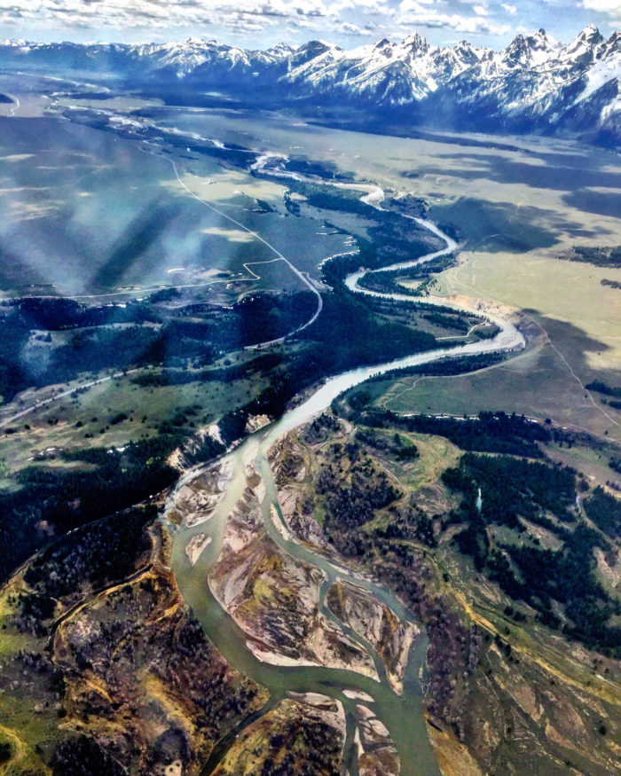 The Longest River In Wyoming Is Both Wild And Very Scenic - Longest river