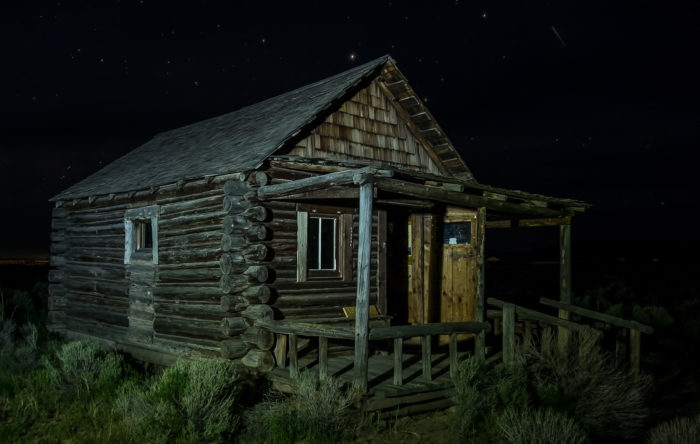 visit the unique fort rock valley ghost town