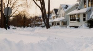A Massive Blizzard Blanketed New Jersey In Snow In 1996 And It Will Never Be Forgotten