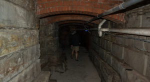 The Haunted Tunnel In Cleveland That's Not For The Faint Of Heart