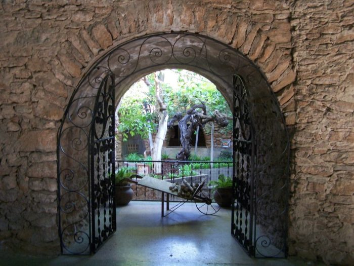 The underground garden in southern california that 39 s - Fresno home and garden show 2017 ...