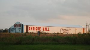 You'll Never Want To Leave This Massive Antique Mall In Nebraska