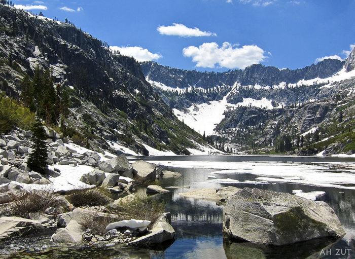 Beautiful Northern California Drop Top