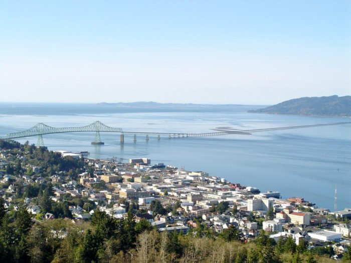 Visit The Beautiful Underrated Town Of Astoria Oregon