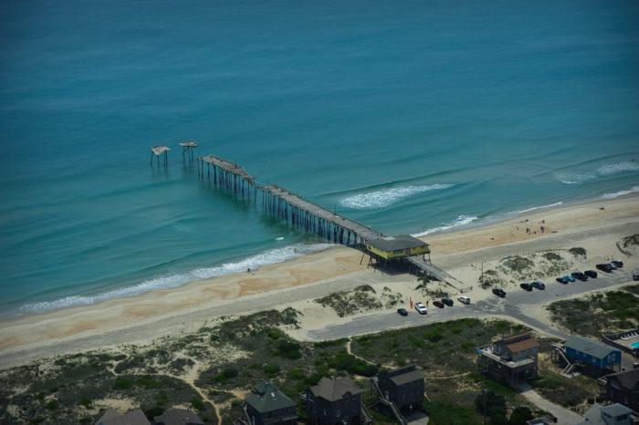 the story of the abandoned frisco pier on the outer banks. Black Bedroom Furniture Sets. Home Design Ideas