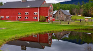 Blink And You'll Miss These 11 Teeny Tiny Towns In New Hampshire