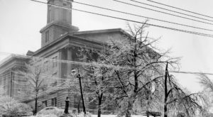 A Massive Blizzard Blanketed Tennessee In Snow In 1951 And It Will Never Be Forgotten