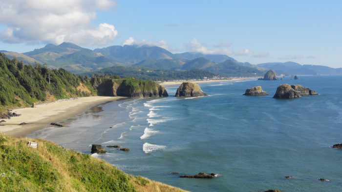Cannon Beach In Oregon Was Rated One Of The Best Beaches