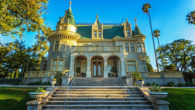 A Road Trip To 9 Of Southern California 39 S Most Majestic Castles