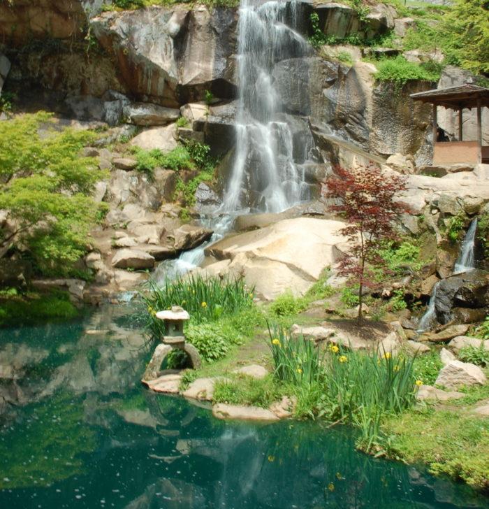 The Perfect Virginia Waterfall Weekend