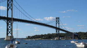 Cross These 7 Bridges In Rhode Island Just Because They're So Awesome