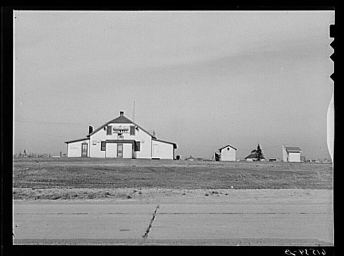 Devils Lake Nd >> Rare Photographs Of North Dakota's Major Cities In 1940