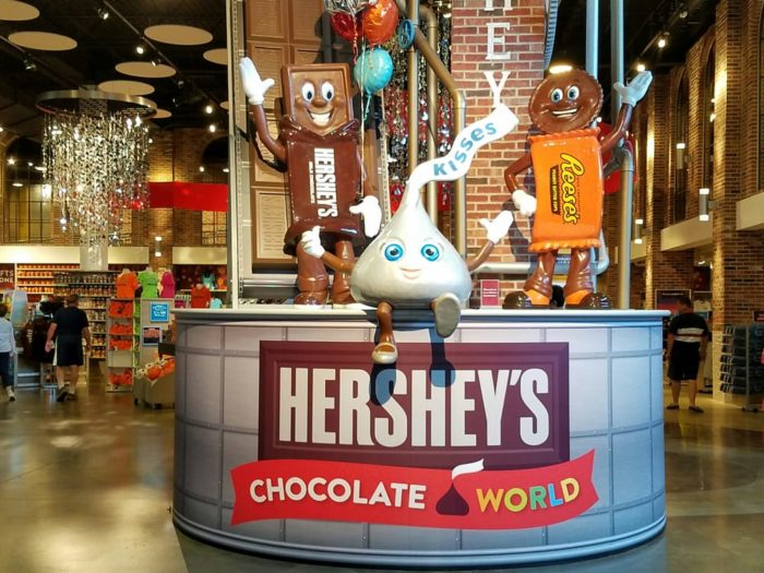 Hersheys Chocolate Tour