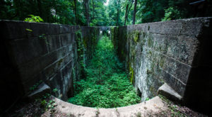 There's An Old Abandoned Canal In South Carolina You Can Actually Explore