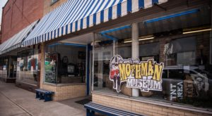 The Mothman Museum In West Virginia Is Not For The Faint Of Heart