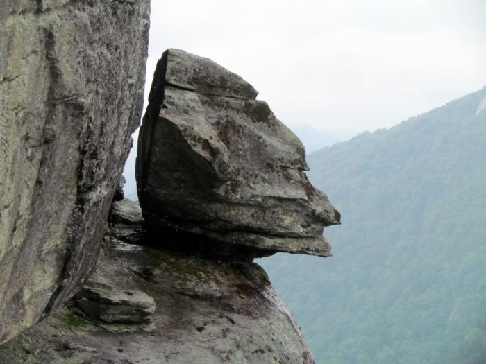 Chimney Rock Is One Of The Most Beautiful Natural