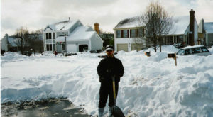 A Massive Blizzard Blanketed Virginia In Snow In 1996 And It Will Never Be Forgotten