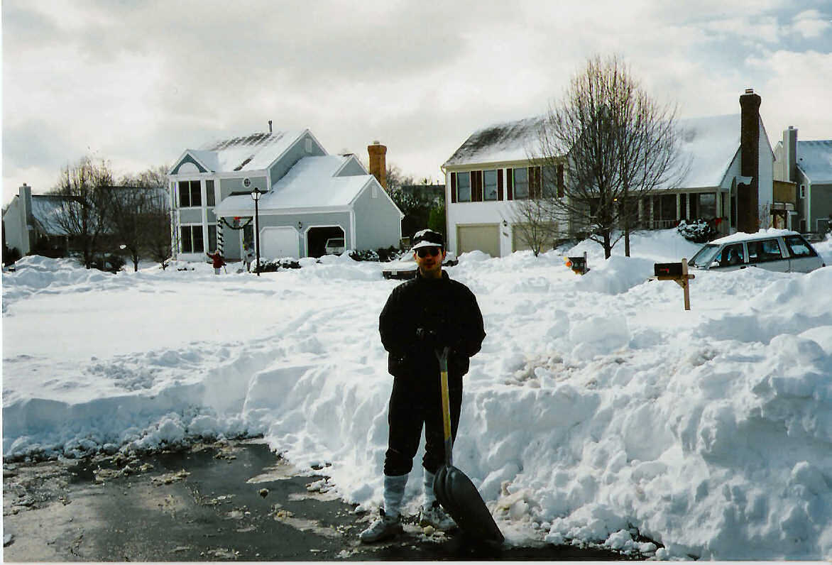the massive snowstorm of 1996 in virginia will never be forgotten