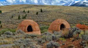 Most People Don't Know About These Strange Ruins Hiding In Idaho