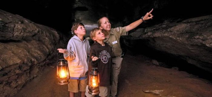 Carter Caves Is The Little Known Park In Kentucky With Jaw