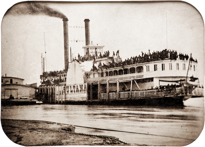 a study on the tragic sinking of the sultana Plans are underway to build the $3 million sultana disaster a feasibility study commissioned by the city of marion estimates stay connected with katv like.