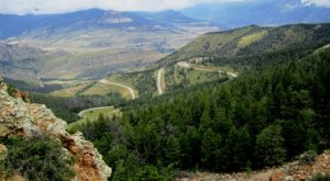 This Highway That Meanders Through Wyoming Is Wildly Underrated