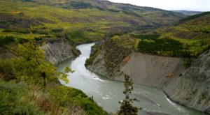 The Awe-Inspiring Place In Alaska That Will Lead You Straight Into Another Country