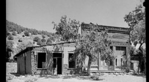 Most People Have Long Forgotten About This Desolate Ghost Town In New Mexico