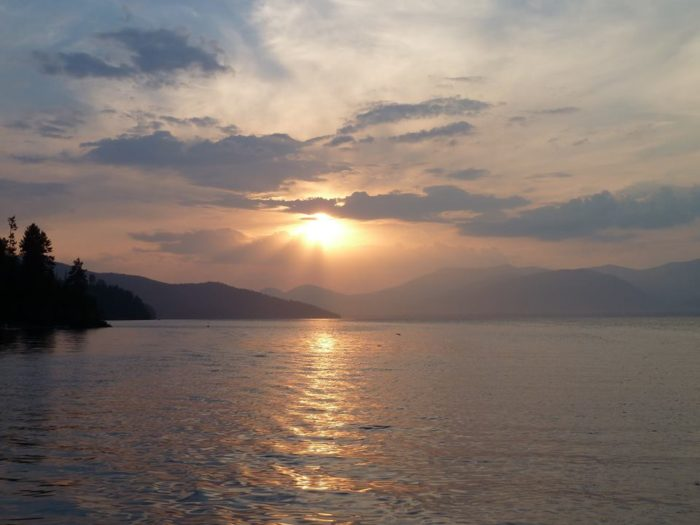 Lake Pend Oreille Cruise - Idaho