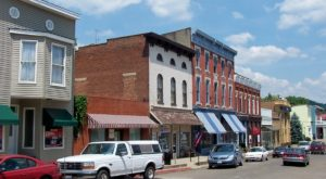 The Fascinating Town In Kentucky That's Straight Out Of A Fairy Tale