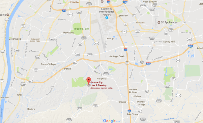 Theres An Adventure Park Hiding In The Middle Of A Kentucky