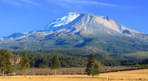 Most People Don't Know There Are 4 Active Volcanoes Right Here In Northern California