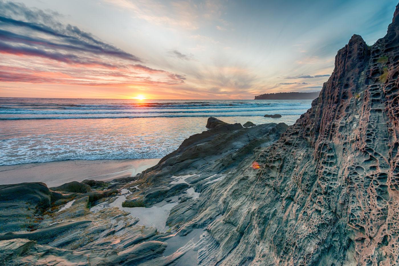 10 Places On The Washington Coast That Look Like Something