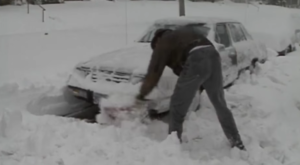 A Massive Blizzard Blanketed Minnesota In Snow In 1991 And It Will Never Be Forgotten