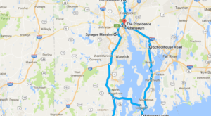 This Haunted Road Trip Will Lead You To The Scariest Places In Rhode Island