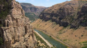 This Footage Of Wyoming From The Air Will Leave You Speechless