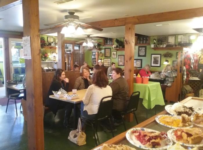 Green Gables Of Pleasant Valley Is A Nebraska Restaurant