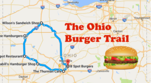 There's Nothing Better Than This Mouthwatering Burger Trail In Ohio