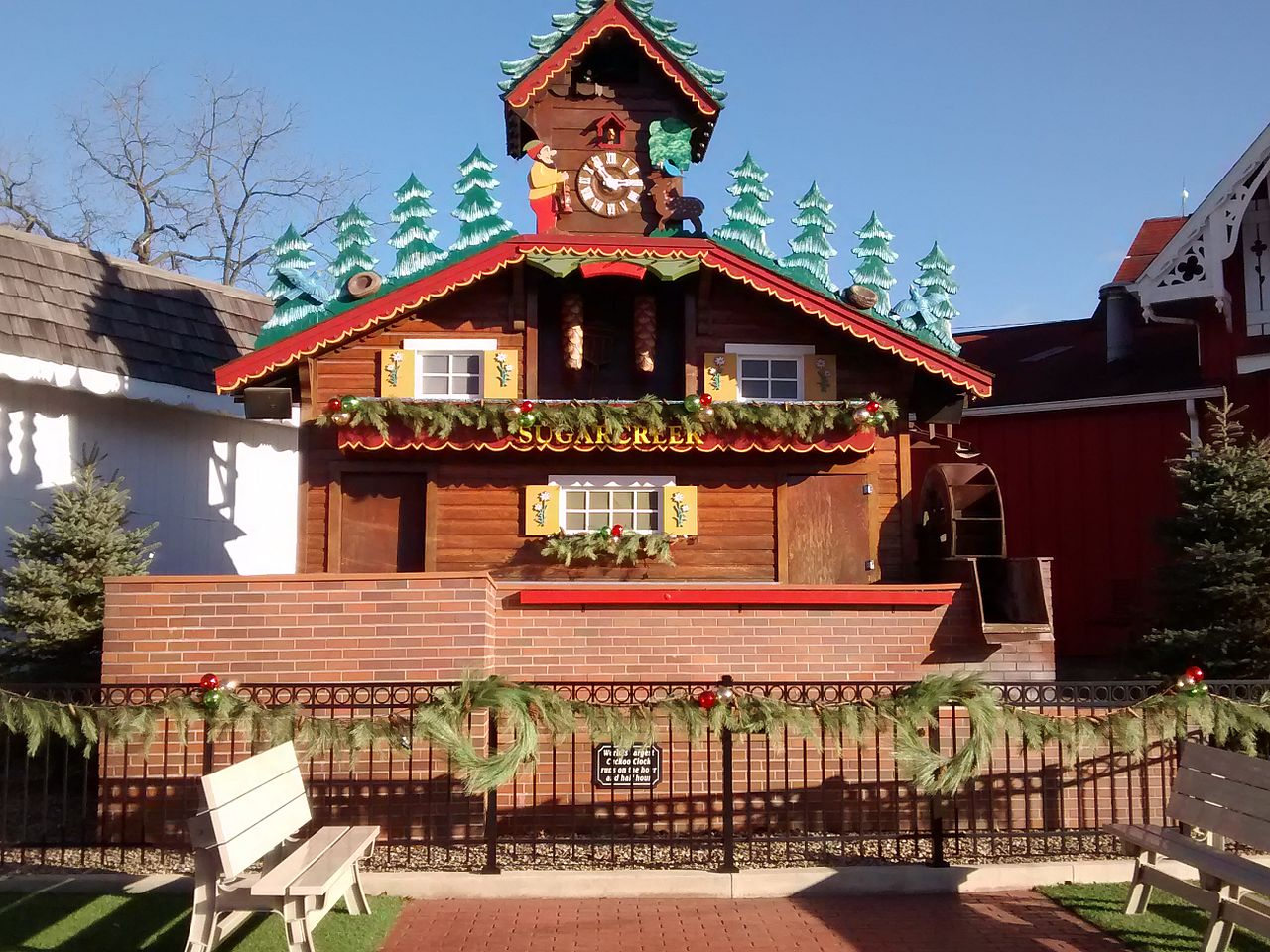 the ohio town that looks like it s from a fairytale ohio