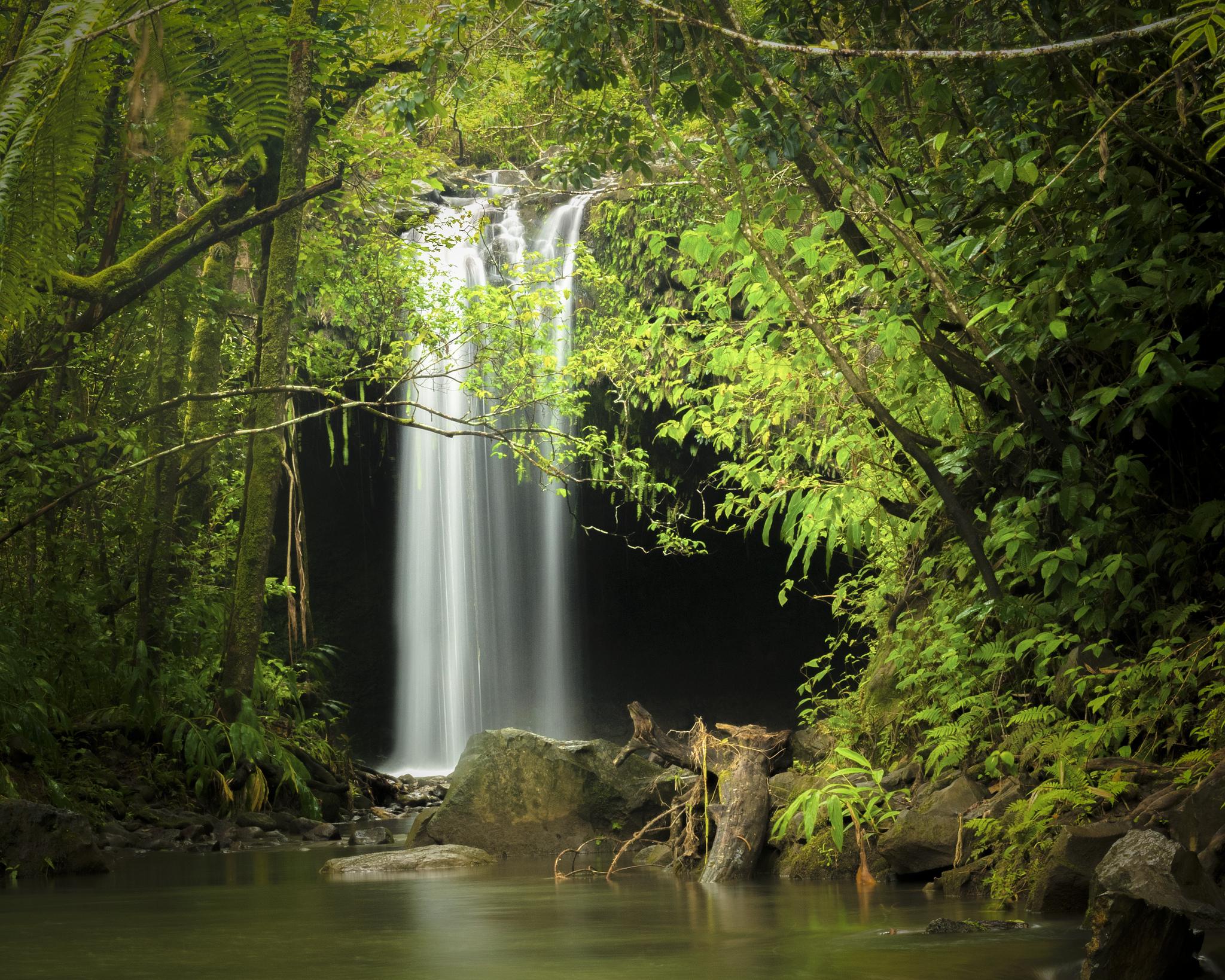 Maui S Devastatingly Beautiful Twin Falls