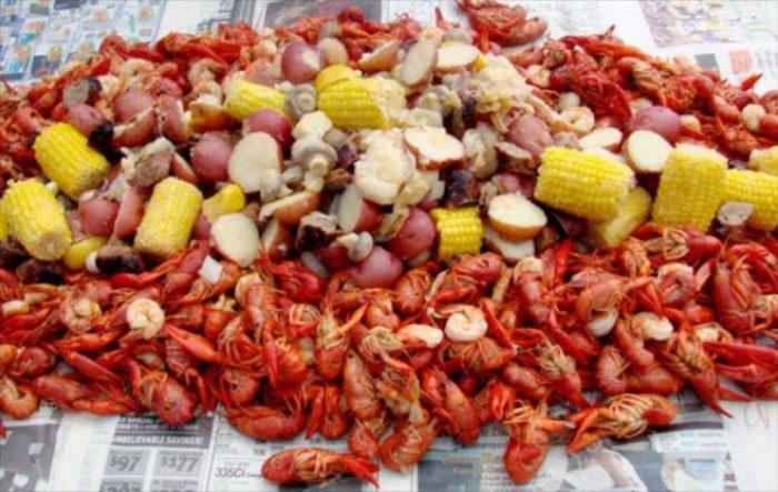 Best Crawfish Restaurants In Baton Rouge