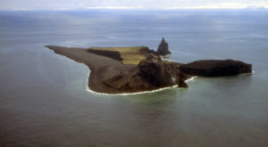 The Largest Underwater Volcano In Alaska That's Been Dormant For 25 Years… Until Now