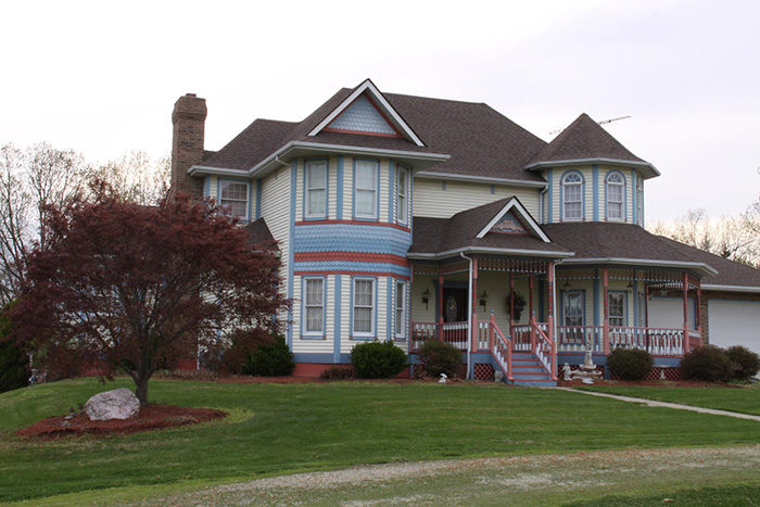 Painted Lady Bed And Breakfast St James Mo