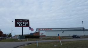 You'll Never Want To Leave This Massive Antique Mall In Indiana