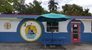 The Tiny Shop In Florida That Serves Homemade Ice Cream To Die For