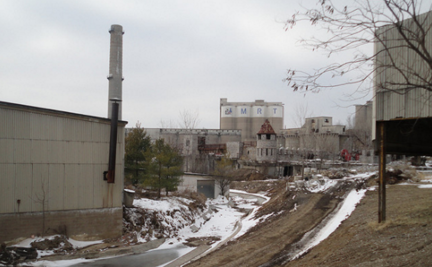 Abandoned Cement Factory : Explore this hauntingly beautiful abandoned cement factory