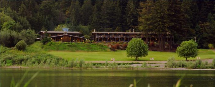 Visit The Remote, Beautiful Tu Tu' Tun Lodge In Oregon