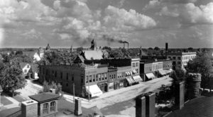 Indiana's Major Cities Looked So Different In the 1900s, West Lafayette Especially.