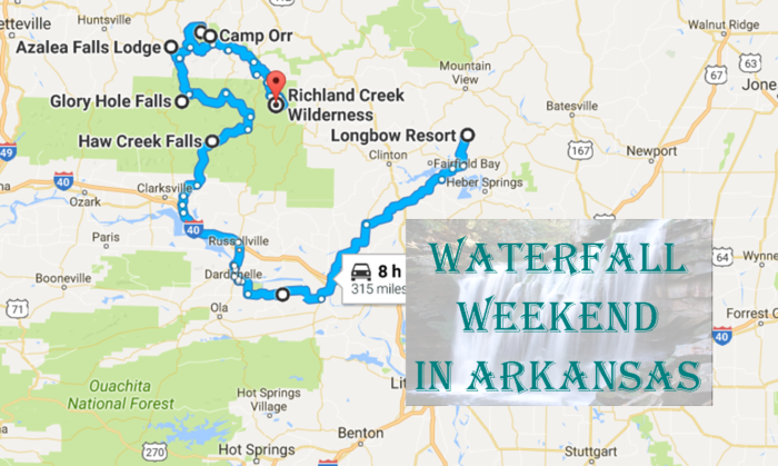 arkansas road map with Waterfall Weekend Itinerary Ar on Trailing Billy besides NarreWarrenNorthDistrictProfile likewise March 6 1862 Battle Of Pea Ridge Arkansas Begins likewise colorfulcolorado furthermore Colorado Bicycling Maps.