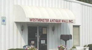 You'll Never Want To Leave This Massive Antique Mall In Maryland
